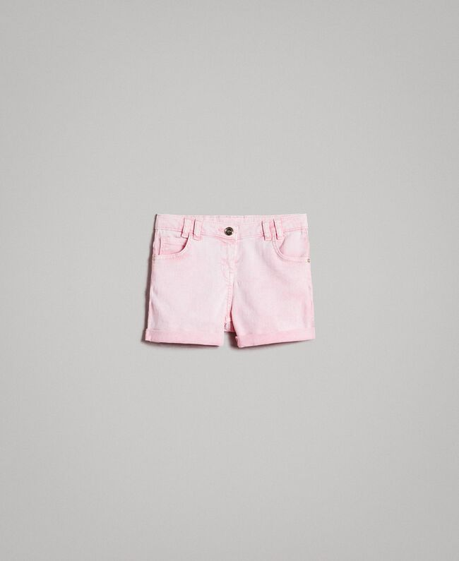 "Délavé-Bull-Shorts ""Crystal Pink"" Kind 191GJ2491-01"