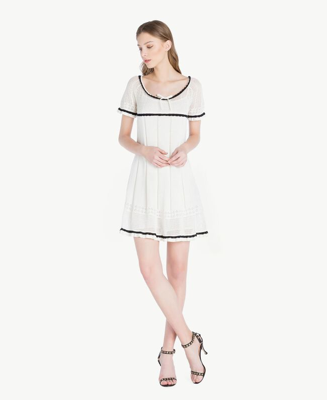Cotton dress Mother Of Pearl Woman TS83AN-01