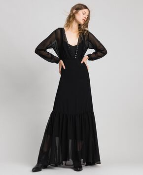 d52e2c9c8 Long dresses Woman - Fall Winter 2019 | TWINSET Milano