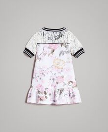 Floral fleece dress Ramage Butterfly Print Child 191GB2130-0S