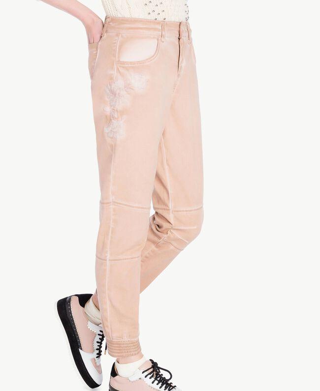 Combat trousers Pink Skin Female SA72PB-04