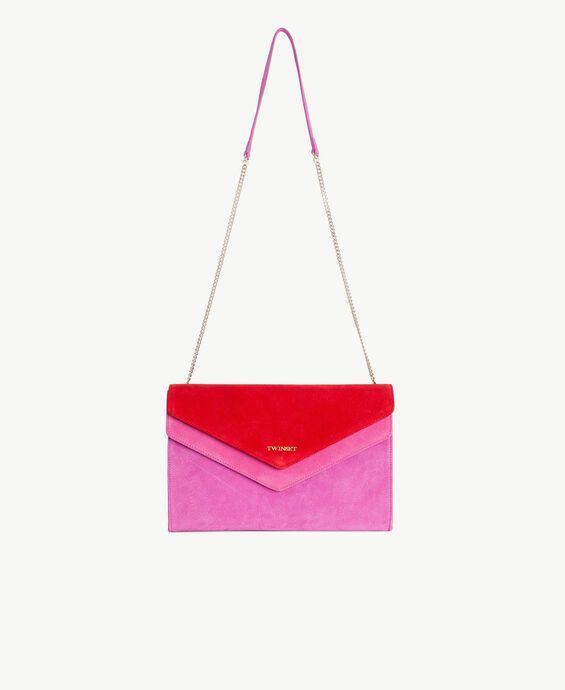 TWINSET Double flap shoulder bag