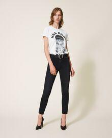 T-shirt imprimé Off White Femme 202MT2306-0T