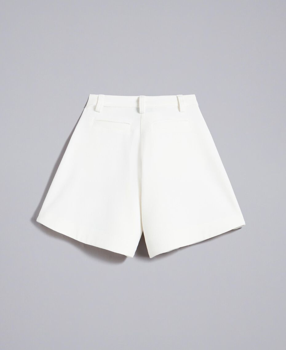 Crêpe trouser skirt Off White Child FA82DA-0S
