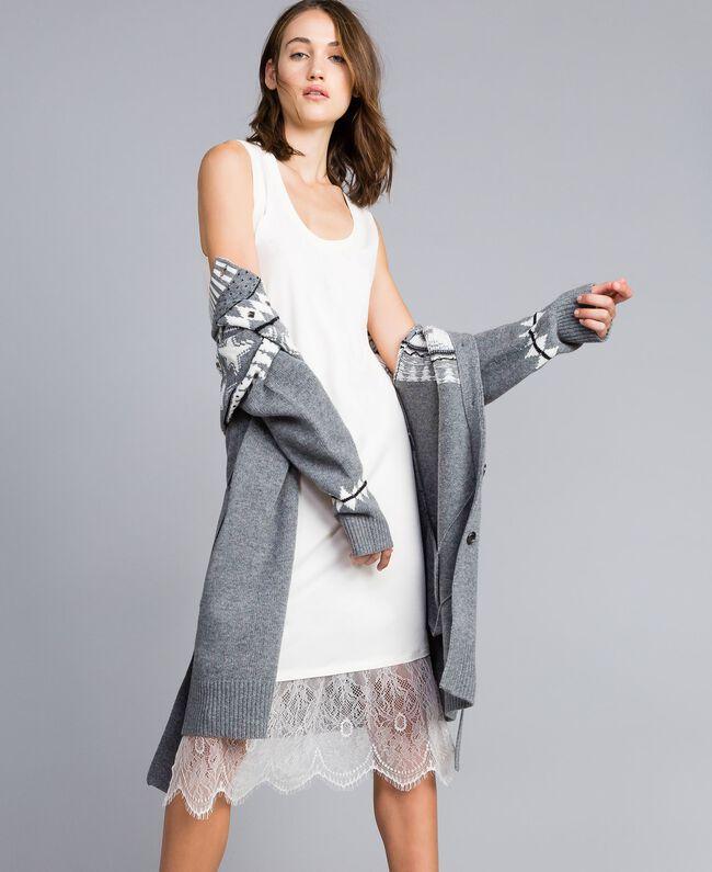 Lace slip dress Mother Of Pearl Woman JA82TA-0T