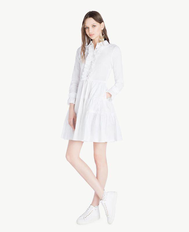 TWINSET Sneaker smerlo Bianco Donna CS8TFU-05