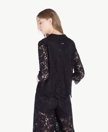 Lace jacket Black Woman PS82XJ-03
