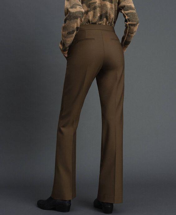 Pantalon en laine technique