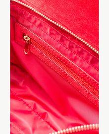 TWINSET Umhängetasche mit Logo ruby Frau OS8TEA-04