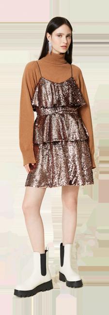 21-shop-by-look-knit-cashmere-flounces-sequins-dress-women-fall-winter-2021
