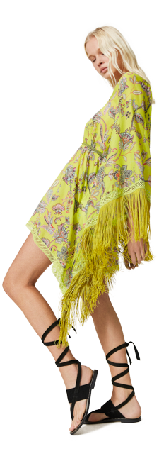 36-shop-by-look-abito-kaftano-frange-fluo-donna-primavera-estate-2021