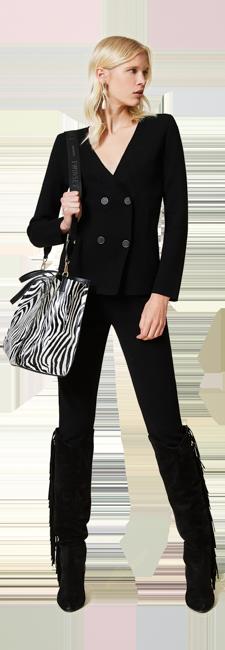 07-shop-by-look-blazer-noir-tailleur-bureau-moulant-femme-automne-hiver-2021