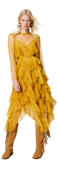 03-shop-by-look-robe-romantique-tulle-volants-jaune-femme-automne-hiver-2021
