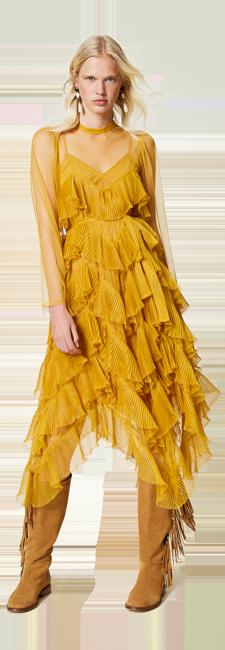 03-shop-by-look-yellow-tulle-flounces-romantic-dress-women-fall-winter-2021