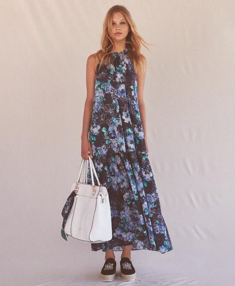 2e616b379c42 campagna-twinset-my-twin-abito-fiori-donna-primavera-