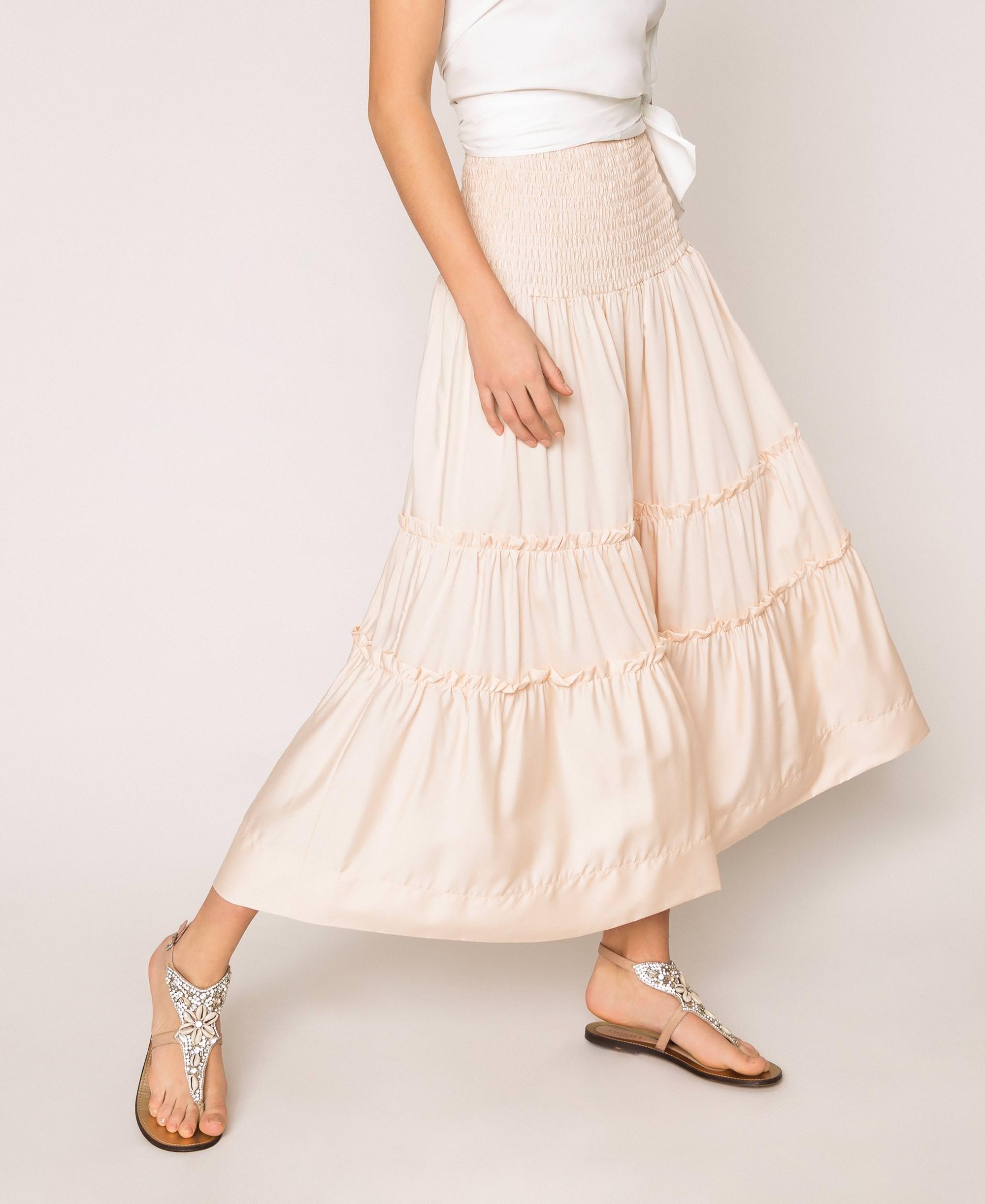 Ярусное Платье С Чем Носить